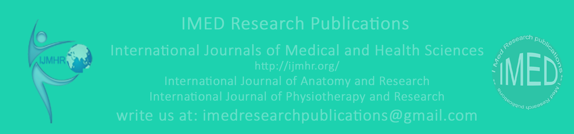 HOME | IJMHR | International Journals | Medical and Health